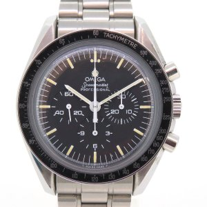オメガ スピードマスター プロフェッショナル 5th アンティーク・ヴィンテージ メンズ 1990年代製造 下がりr トリチウム夜光 【時計】|turuya783