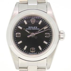 ロレックス オイスターパーペチュアル レディース ギャラ付 F番 2004年製造 【時計】|turuya783