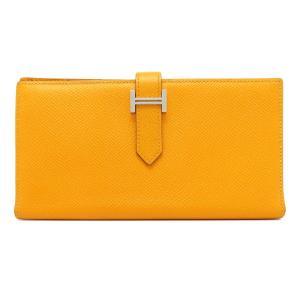エルメス ベアンスフレ 長財布 039785CK 二つ折り財布 【財布】 turuya783