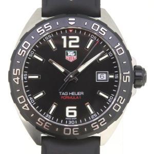 タグホイヤー フォーミュラー1 クォーツ メンズ 箱ギャラ付 【時計】 turuya783