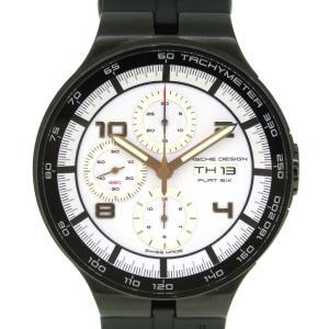 ポルシェデザイン フラットシックス オートマティック メンズ 箱ギャラ付 クロノグラフ 【時計】|turuya783