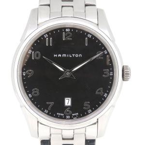 ハミルトン ジャズマスター シンライン メンズ H385110 箱ギャラ付 【時計】|turuya783