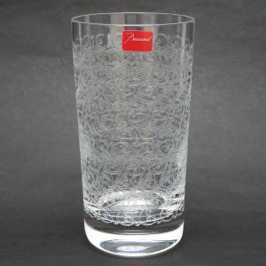 バカラ ローハン タンブラー 1510233 蔓草模様 クリスタルガラス 【陶磁器・ガラス製品】
