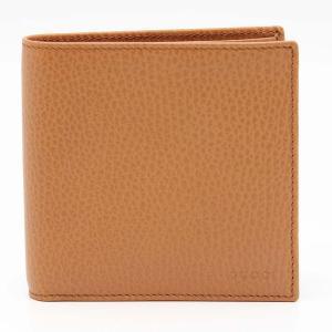 GUCCI グッチ 二つ折り財布 150413 キャメル 小銭付き 未使用品|turuya783