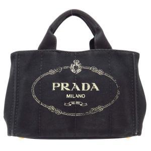 PRADA プラダ トートバッグ カナパ ハンドバッグ 中古|turuya783