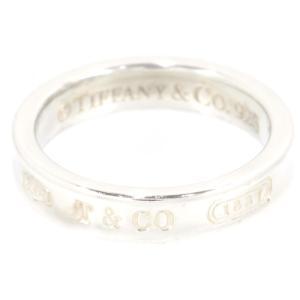 ティファニー Tiffany SV925 1837 ナロー ...
