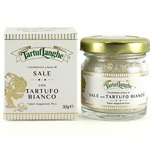 白トリュフ塩 30g タルトゥフランゲ