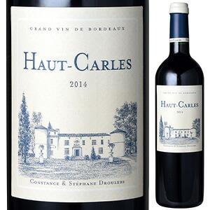シャトー・ド・カルルが94年からリリースする上級キュヴェで、「フロンサック最高のワインの一つ」とパー...