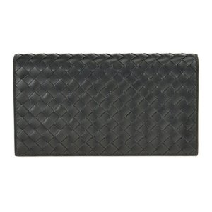 ボッテガヴェネタ BOTTEGA VENETA 長財布 ブラック 黒 316005 V4651 1000 メンズ財布|tutto-brand