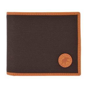ハンティングワールド 財布 Hunting World 二つ折り財布 メンズ 674-435 ADOBE/DBR/ORG tutto-brand