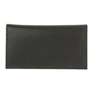 ブルガリ BVLGARI 長財布 CLASSICO クラシコ グレインレザー ブラック 25752 メンズ財布|tutto-brand