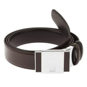 ダンヒル ベルト DUNHILL BELT メンズ リバーシブルベルト ブラウン/ブラック BPV224B42|tutto-brand