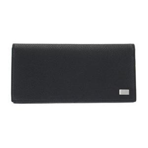ダンヒル DUNHILL 財布 長財布 長札 ブラック 黒 アボリティーズ AVORITIES L2R910A|tutto-brand