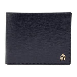 ダンヒル DUNHILL 財布 二つ折り財布  ベルグレイブ ネイビー L2T732N メンズ財布|tutto-brand