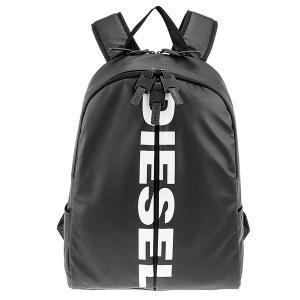 ディーゼル DIESEL リュックサック リュック バックパック ロゴ メンズ レディース X06330 P1705 T8013 ブラック tutto-brand