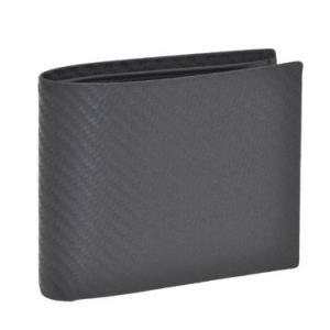 ダンヒル DUNHILL 二つ折り財布 シャーシ メンズ 財布 L2H232A |tutto-brand