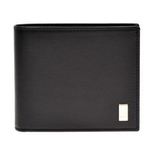 DUNHILL ダンヒル 二つ折り財布 財布 サイドカーライン ブラック QD3070 ダンヒル 財布|tutto-brand