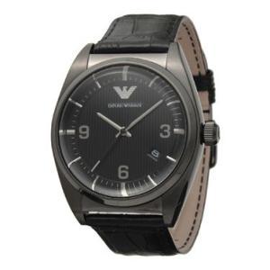 エンポリオアルマーニ EMPORIO ARMANI 時計 腕時計 ブラック 送料無料 AR0368 エンポリオ・アルマーニ腕時計 時計 アルマーニ時計|tutto-brand