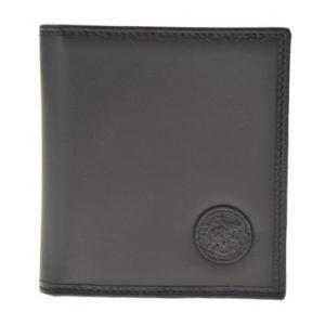 ハンティングワールド Hunting World 二つ折り財布 バチュー オリジナル ブラック 03 13A BATTUEOR tutto-brand