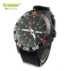 Traser トレーサー 腕時計 時計 ミリタリーウォッチ 日本限定モデル MIL-G RED P6600.41F.1Y.01Red アウトドア メンズ 9031530|tutto-brand