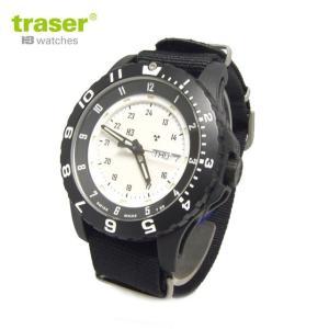 Traser トレーサー 腕時計 時計 ミリタリーウォッチ タイプ6 MIL-G ミルスペック 日本限定カラー P6600.41F.C3.07 メンズ 9031529|tutto-brand