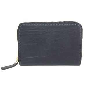 ゾンネ SONNE 財布 小銭入れ コインケース バケッタレザー SOD006B BLACK メンズ財布|tutto-brand
