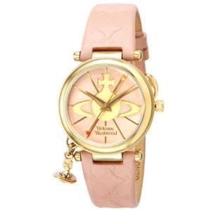 ヴィヴィアン・ウエストウッド Vivienne Westwood ヴィヴィアン 腕時計 オーブ VV006PKPK ピンク×ゴールド レディース腕時計|tutto-brand