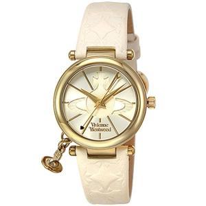 ヴィヴィアン・ウエストウッド Vivienne Westwood ヴィヴィアン 腕時計 オーブ VV006WHWH ホワイト×ゴールド レディース腕時計|tutto-brand
