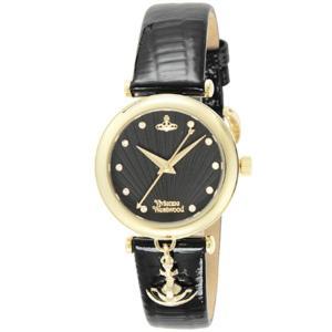 ヴィヴィアン・ウエストウッド Vivienne Westwood ヴィヴィアン レディース腕時計 TRAFALGAR VV108BKBK ブラック 腕時計|tutto-brand