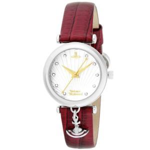 ヴィヴィアン・ウエストウッド Vivienne Westwood ヴィヴィアン レディース腕時計 TRAFALGAR VV108WHRD レッド 腕時計|tutto-brand