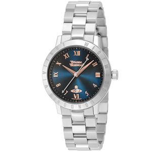 ヴィヴィアン・ウエストウッド Vivienne Westwood ヴィヴィアン レディース腕時計 ブルームズベリー VV152NVSL ネイビー×シルバー 腕時計|tutto-brand
