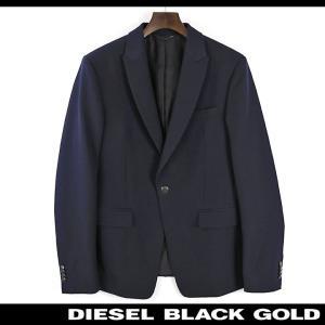 ディーゼルブラックゴールド DIESEL BLACK GOLD テーラードジャケット メンズ シンプル ヴァージンウール 1B 1釦 シングルブレスト JEIGHT|tutto-tutto