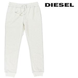 ディーゼル DIESEL スウェットパンツ メンズ ウエストゴム ドローコード 裾リブ ジョガーパンツ P-ASCAL|tutto-tutto
