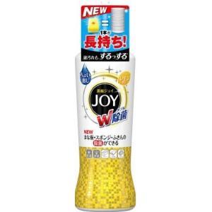 P&G 除菌ジョイ コンパクト スパークリングレモンの香り 本体 190ml 食器用洗剤