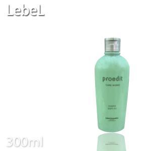 ルベルプロエディットケアワークスシャンプーソフトフィット300ml プロ用美容室専門店 シャンプー|tuyakami
