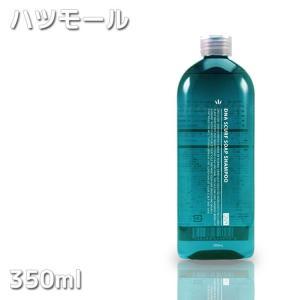 ハツモール DNAスカーフソープ 350ml ハツモール シャンプー プロ用美容室専門店|tuyakami