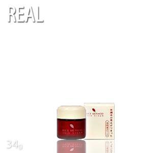 リアル ライスメソッドスキンクリーム34g【高保湿クリーム】【米】プロ用美容室専門店|tuyakami
