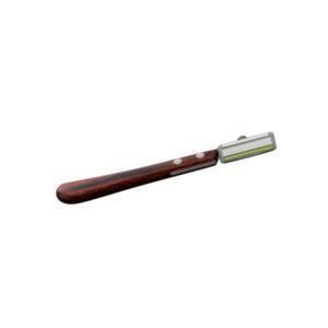 送料無料 木柄 フェザープロフェッショナルエフシステムレザー FEATHER GB1106_mother (10001239) プロ用美容室専門店 プチギフト、プレゼントにも tuyakami