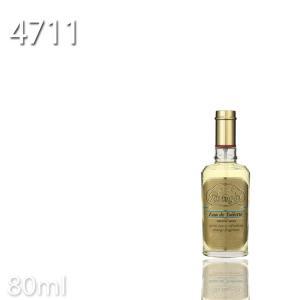 4711ポーチュガル オードトワレ ナチュラルスプレー 80ml  柳屋 KIK 期間限定 tuyakami