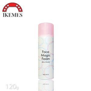 イケメスフェイスマジックフォーム 120g IKEMES イケメスホイップ洗顔フォーム サロン専売品 サロンプロ evidence プロ用美容室専門店 プレゼントにも|tuyakami