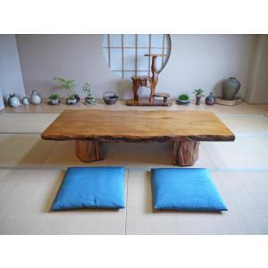 屋久杉 テーブル / 座卓