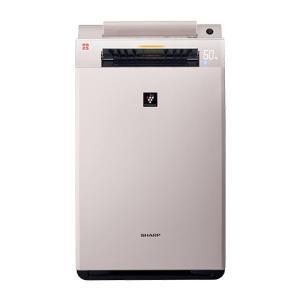 【正規ルート商品】【あすつく】シャープ加湿空気清浄機 KI-FX100-Nゴールド【送料無料】【代引き無料】 tv-kan