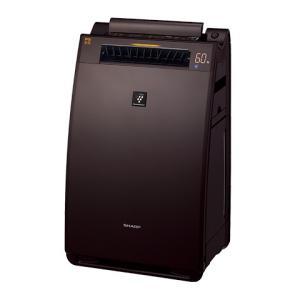 【正規ルート商品】【あすつく】シャープ 加湿空気清浄機 KI-FX75-Tブラウン ( プラズマクラスター)【送料無料】【代引き無料】 tv-kan