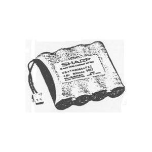 シャープ部品:充電池/N-085電話機・ファクシミリ用〔メール便対応可〕