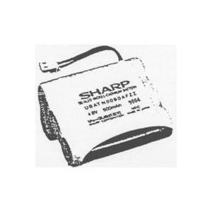 シャープ部品:充電池/N-090電話機・ファクシミリ用〔メール便対応可〕