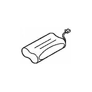 シャープ部品:充電池/N-120電話機・ファクシミリ用〔60〕〔メール便対応可〕