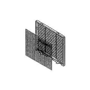 コロナ部品:フィルターケース組/3419846035 除湿機用〔90g-2〕〔メール便対応可〕