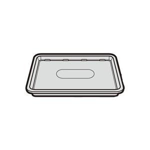 シャープ部品:角皿<1枚>/3504160176ウォーターオーブン ヘルシオ用