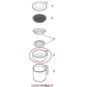 ツインバード部品:油受けASSY/432362 オイルポット用|tvc