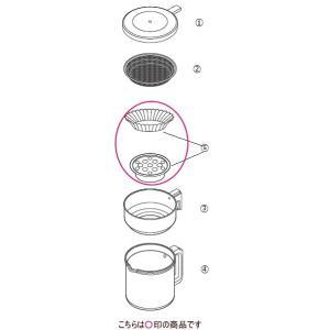 ツインバード部品:活性炭カートリッジ(EP-AF131)/46902 オイルポット用|tvc